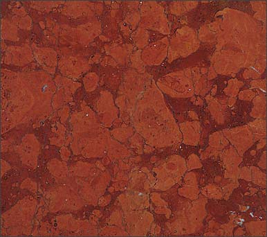 Rosso Verona Marble Finishes Surface At Creation Hospitality